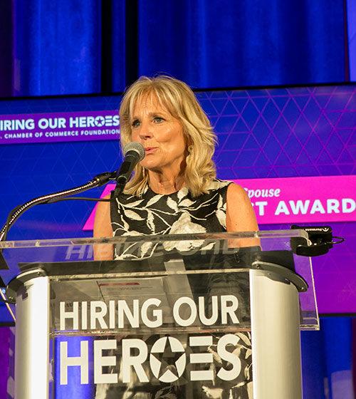 Military Spouse Impact Awards