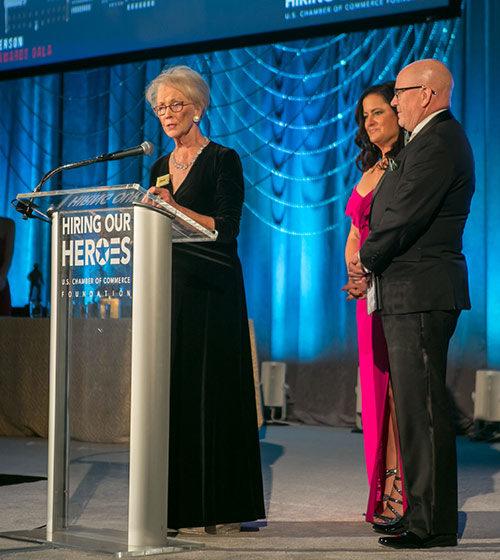 Military Spouse Employment Award